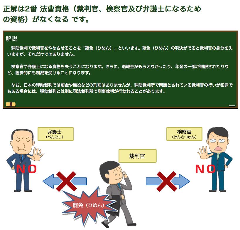 は と 弾劾 裁判 ところで日本の首相は「弾劾」できるのか(坂東太郎)